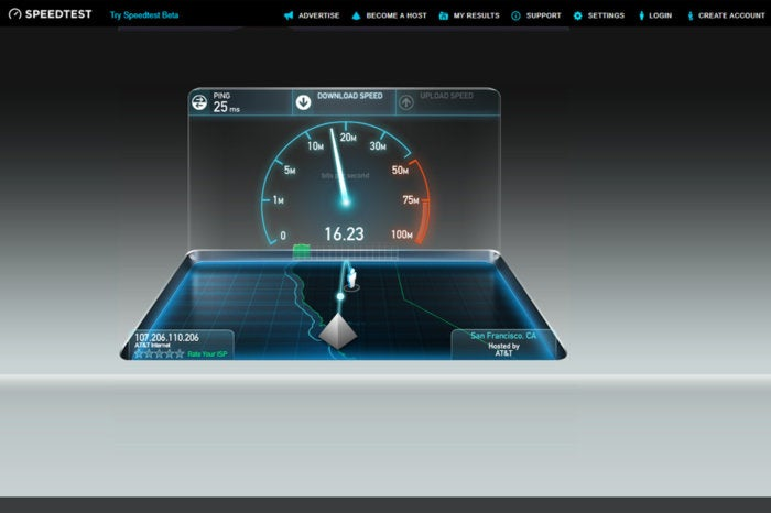 How to test your home internet connection speed pcworld speedtest ookla stopboris Images