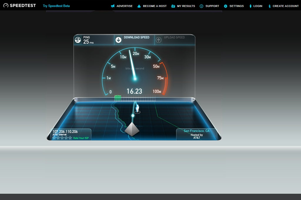 How to test your home internet
