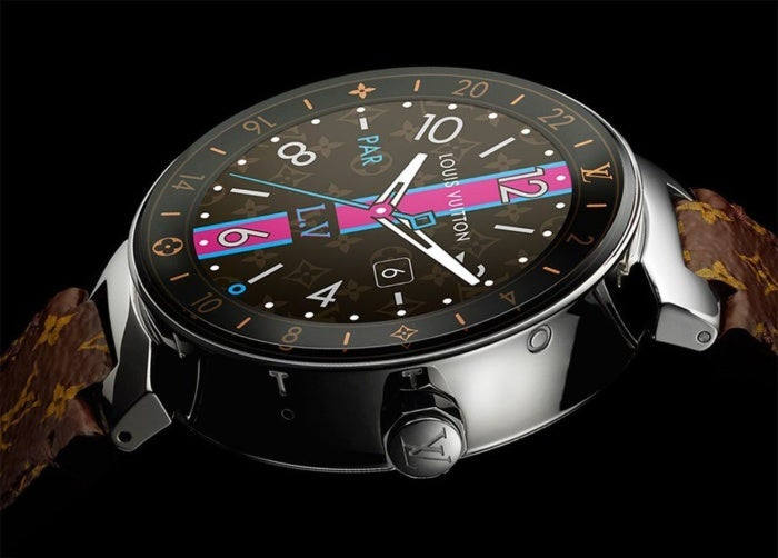 Louis Vuitton's Tambour Horizon