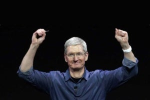 The global tech cycle depends on iPhones, IMF claims