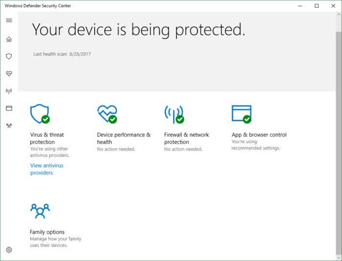 Windows Defender review: Basic protection at the right price