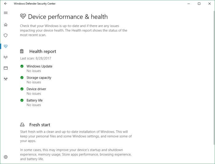 windowsdefenderperformancehealth