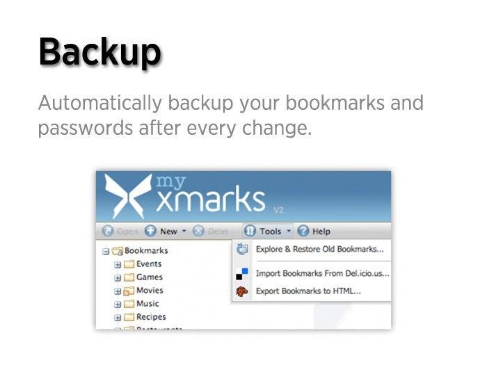 Xmarks Sync