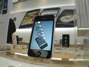 IPhone 3GS Japan