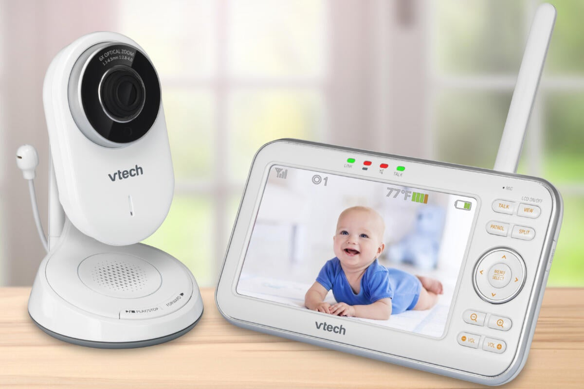VTech VM5271 Expandable Digital Video Baby Monitor review