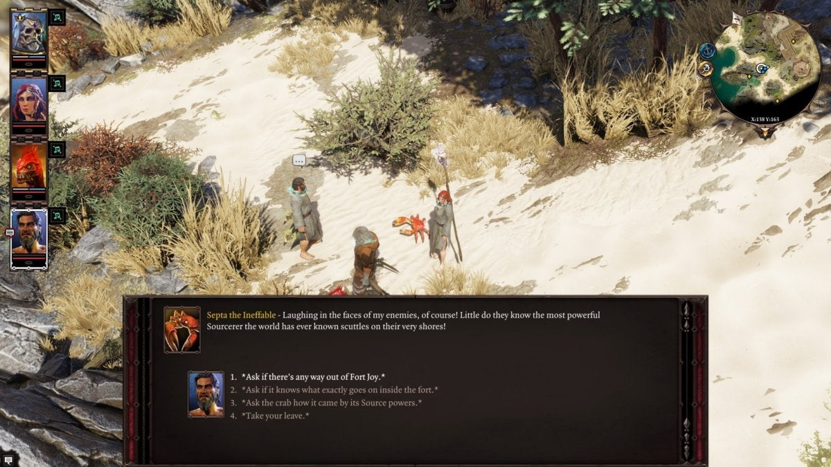 Divinity: Original Sin 2 review impressions: Saving the world as a