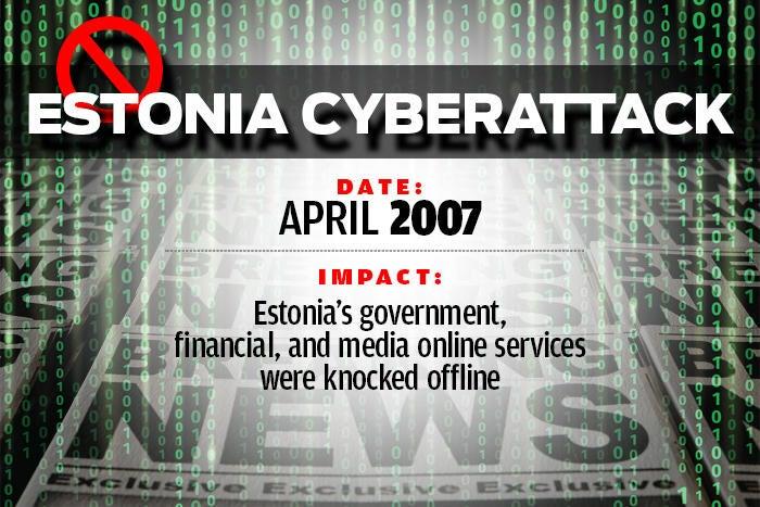 3 estonia cyberattack