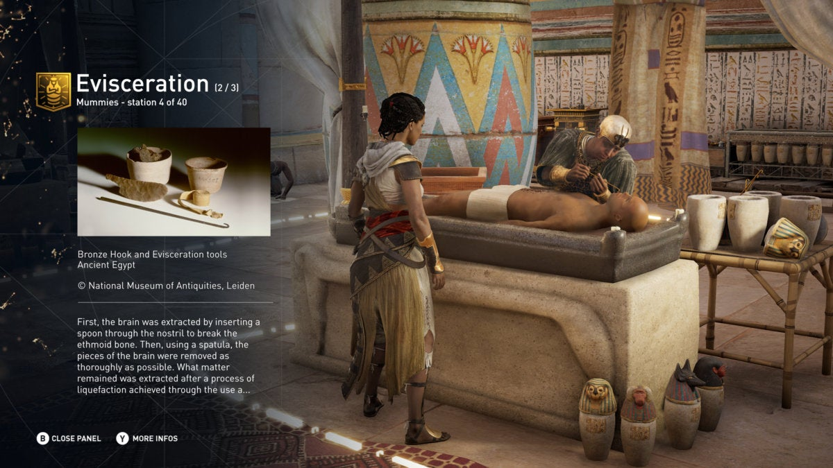 Assassin's Creed: Origins - Discovery Tour