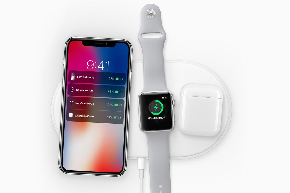 airpower charging apple