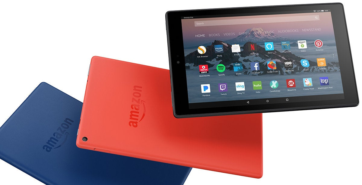 amazon fire hd 10 colors