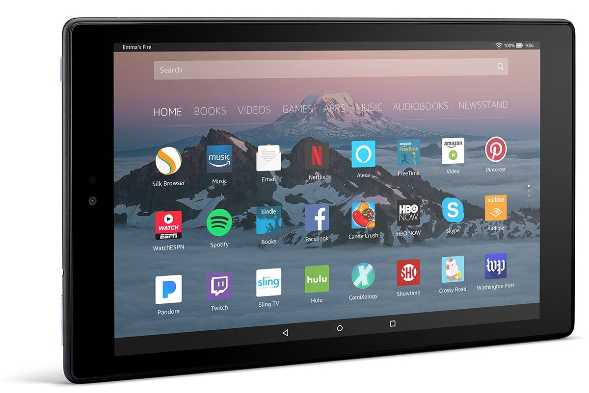 amazon fire hd 10 full