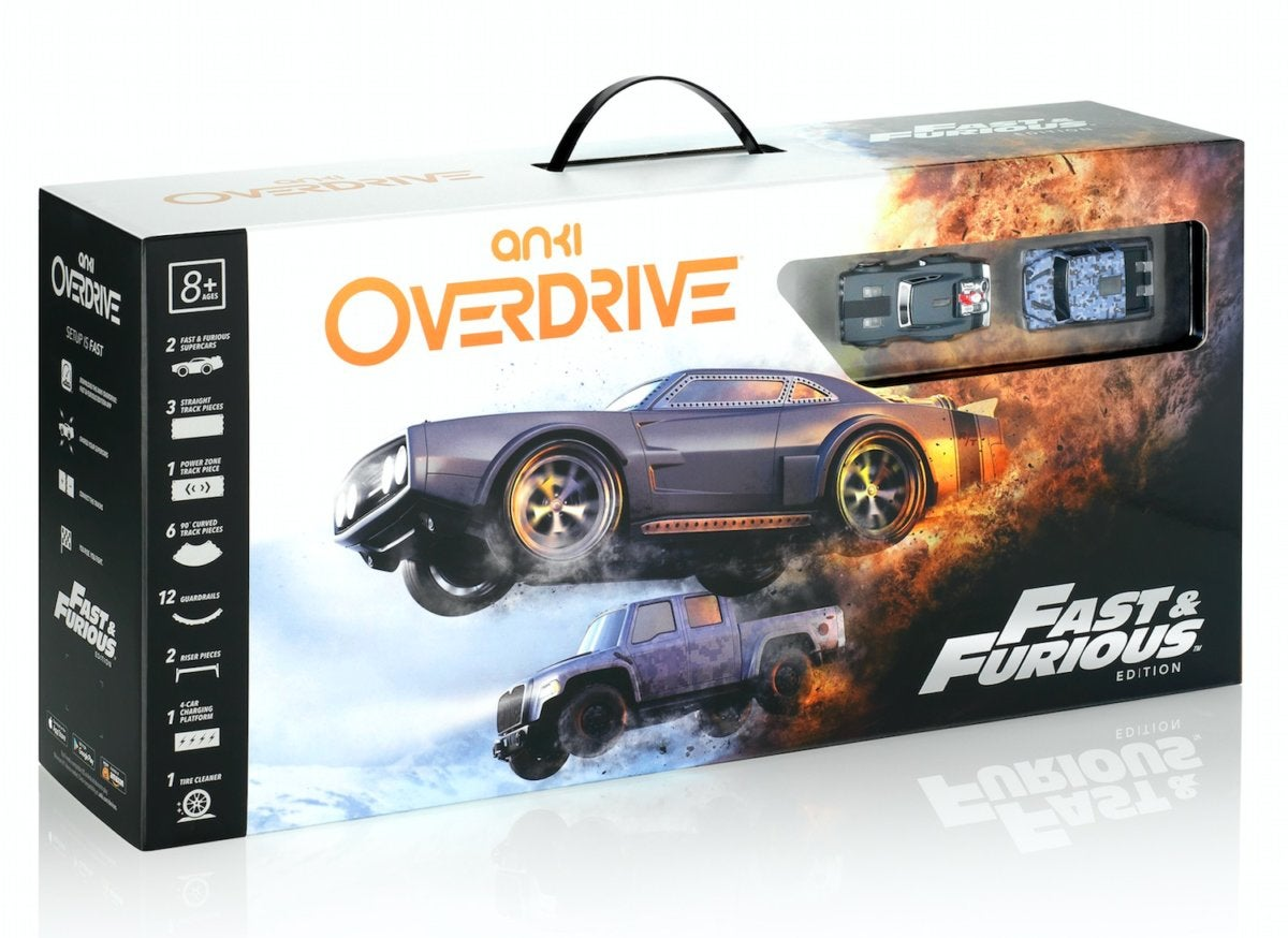anki fastfurious box