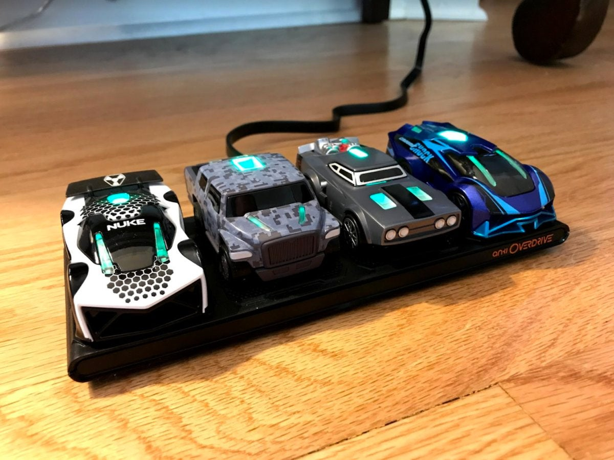 anki fastfurious charger