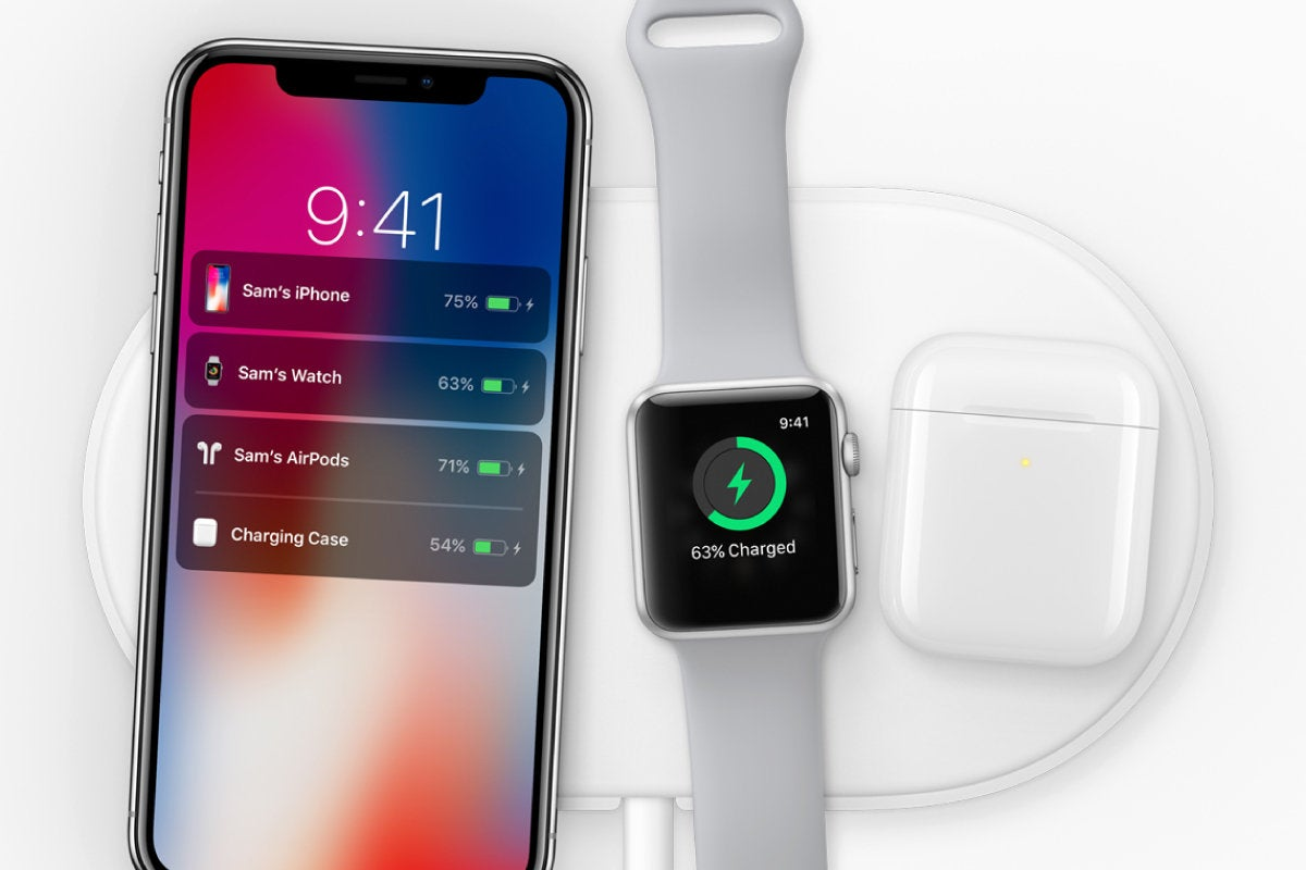 Apple IPhone X Watch Series 3 AirPods