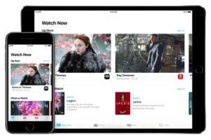 Apple TV 4K - iPhone, iPad