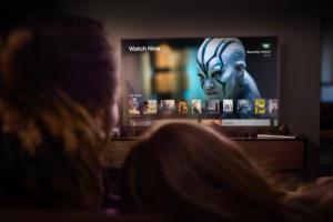 Apple TV 4K - viewing