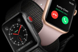 Apple Watch Series 3 - built-in cellular