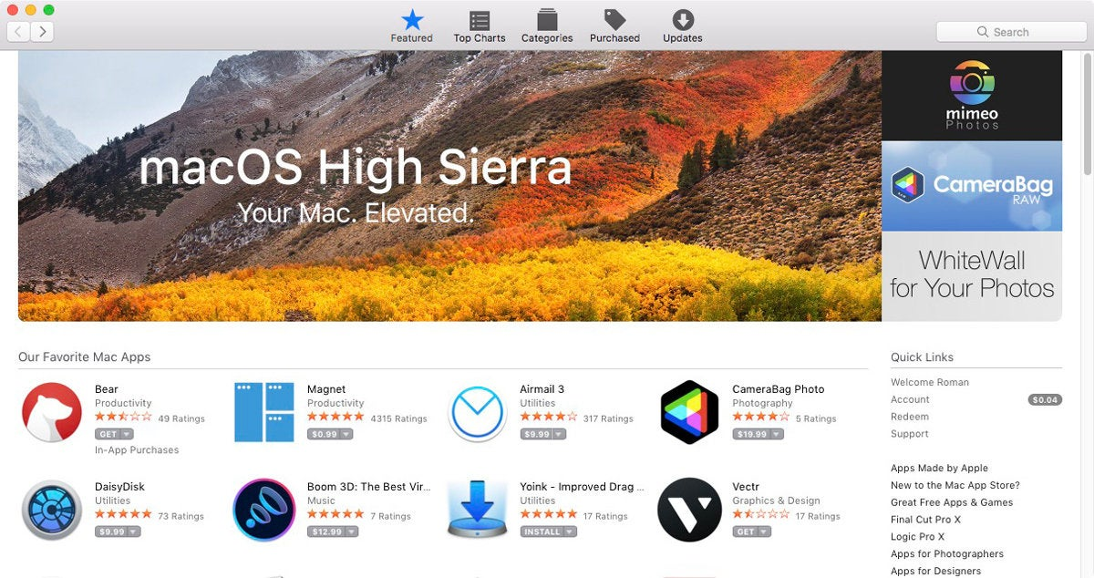 macOS High Sierra: How to make a bootable USB installation drive