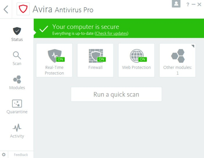 avira firewall keeps turning off