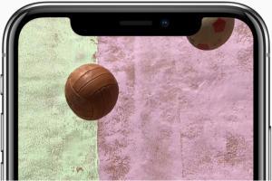 Bezelless Phone - iPhone X Notch
