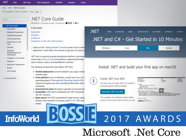 bos17 microsoft net core