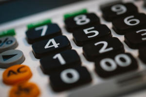 calculator calculate plan estimate budget