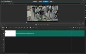 corel video studio customization