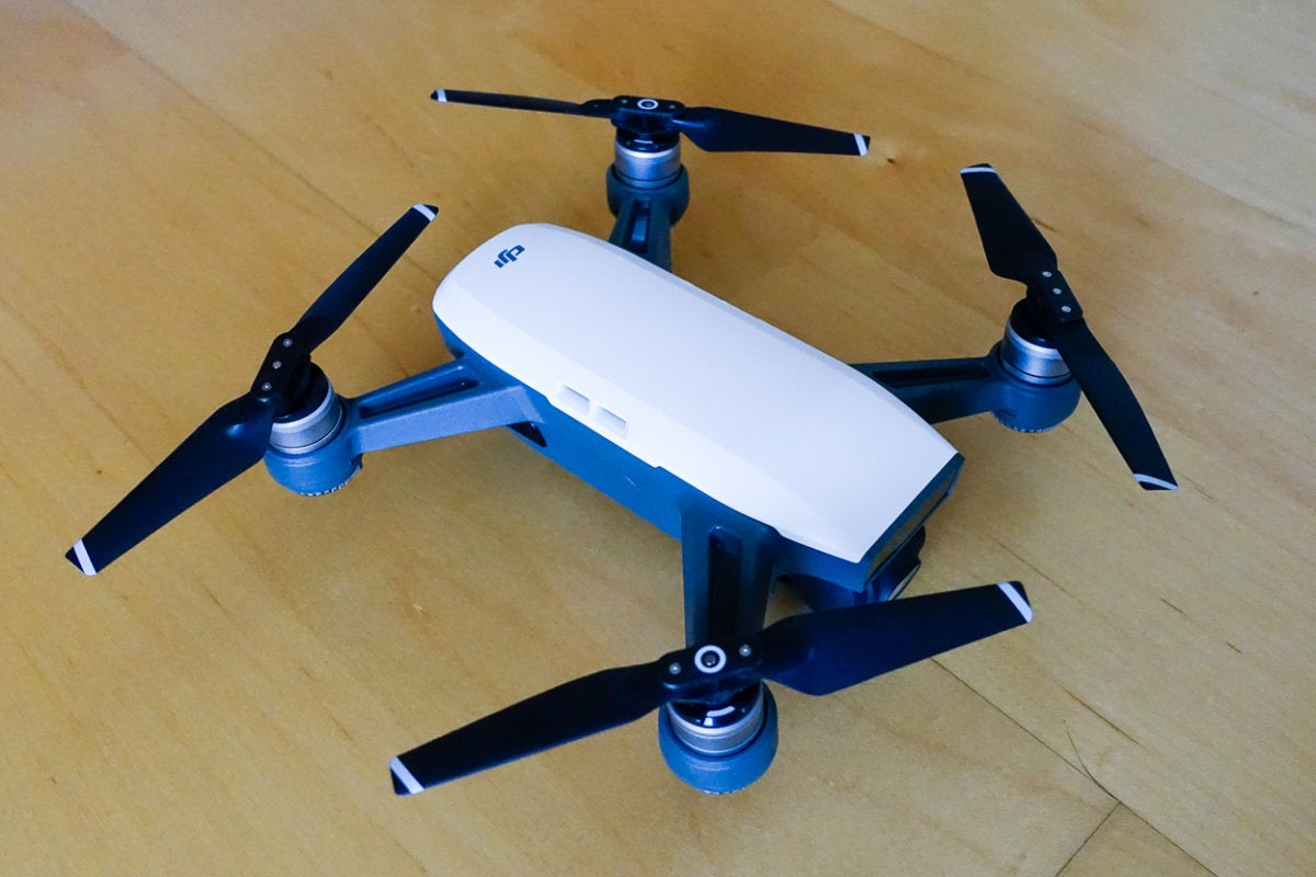 DJI Spark Review A Fantastic Affordable Drone That Demands