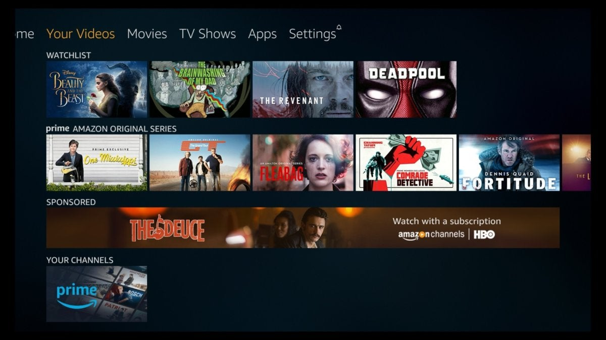 Still waiting for the ideal streaming TV interface | TechHive