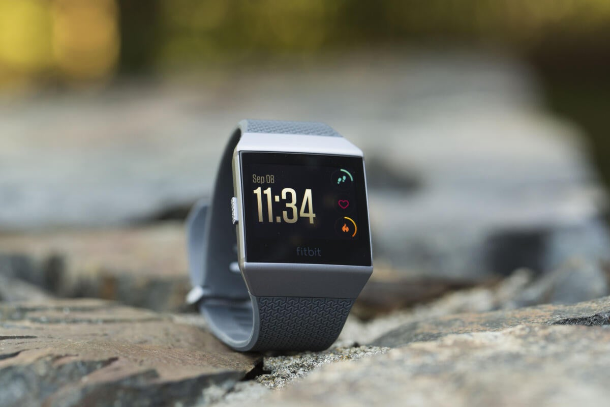 photo image Fitbit expands Ionic OS with Hue, Flipboard apps, and 80 clock faces