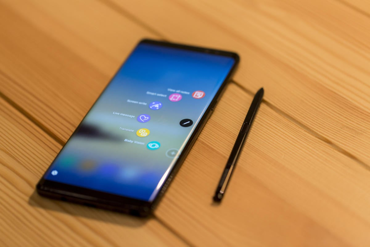 galaxy note8 full with pen