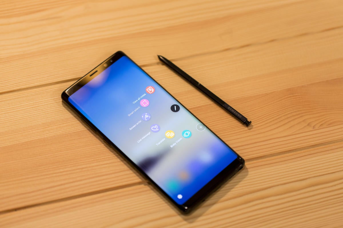 galaxy note8 full with pen 2