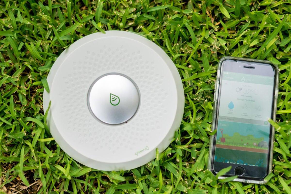 Greeniq Smart Garden Hub Gen 3 Review A Pricey Sprinkler