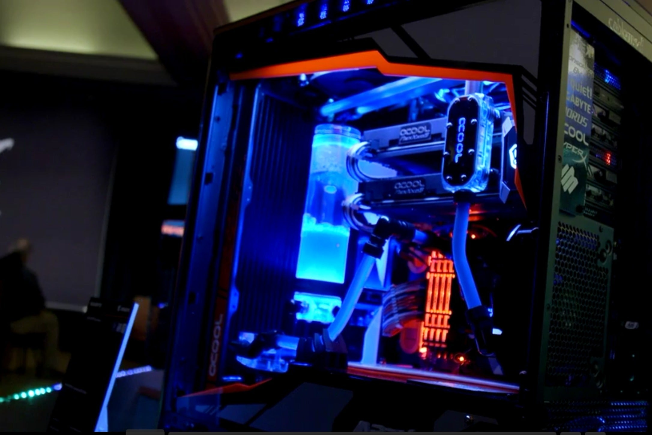 how to build a budget 4k gaming pc