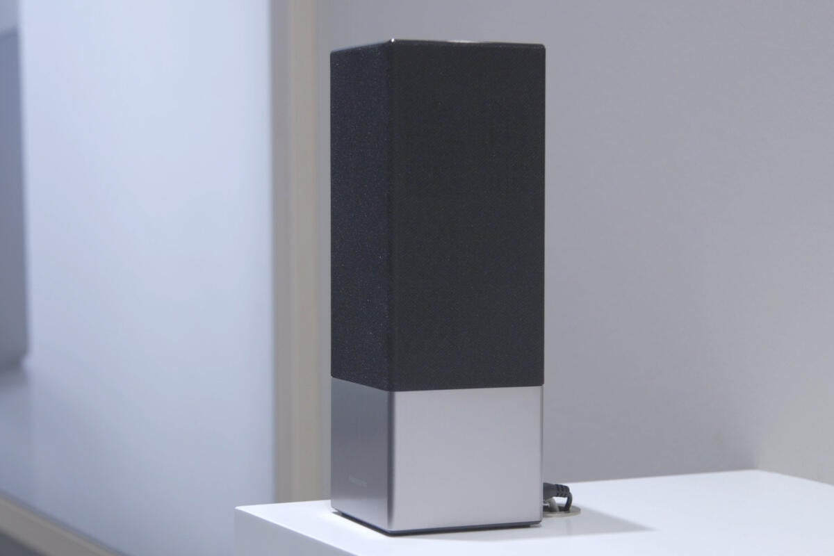 Panasonic Promises Its Google Smart Speaker Will Deliver