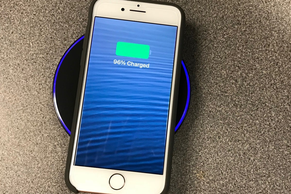Apple takes the slow road to wireless charging