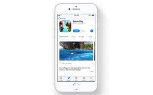 ios11 app store iphone