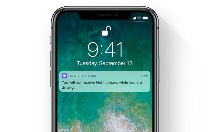ios11 do not disturb