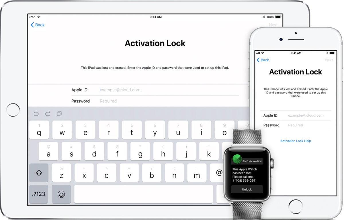 ios11 find my iphone ipad watch activiation lock hero