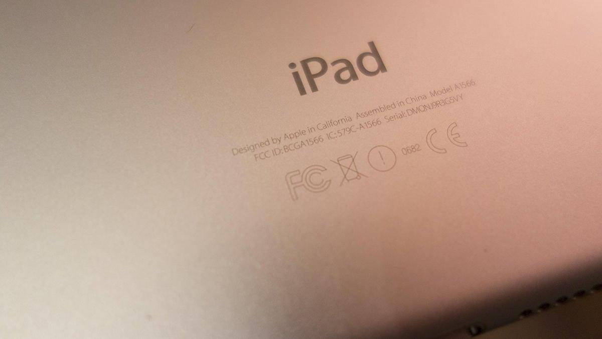 Wie kann ich sagen, welches iPad-Modell Sie