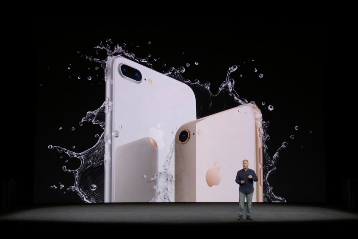 photo image iPhone 8 and 8 Plus: Wireless charging, Portrait Lighting, and five more features you'll want