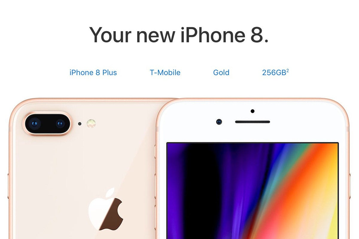 iphone 8 order