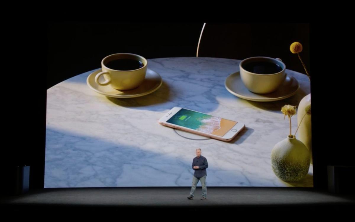 iphone 8 qi charging