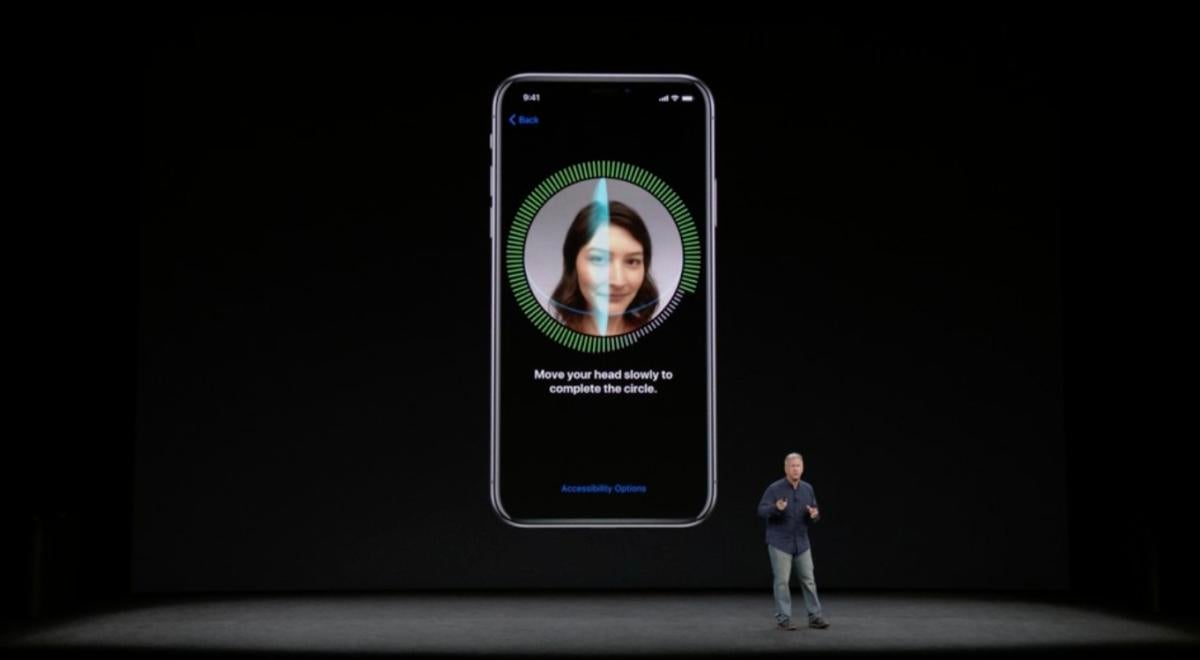 iphonex faceid truedetect setup