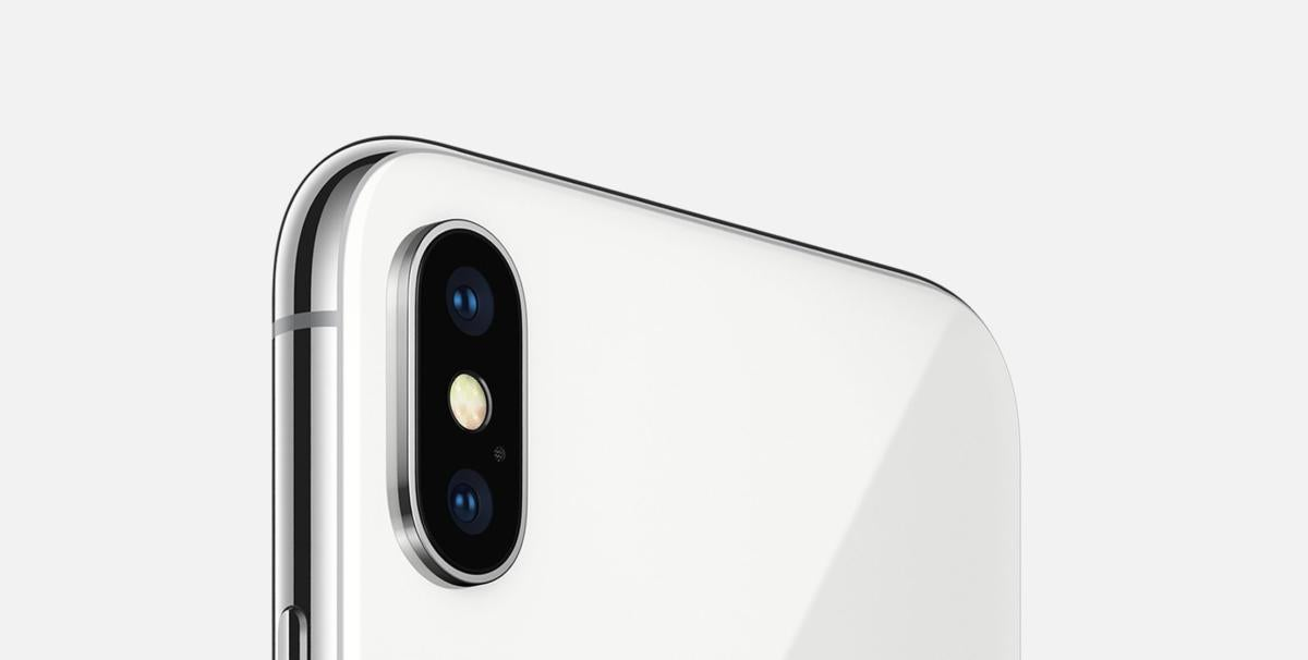 iphonex rear camera