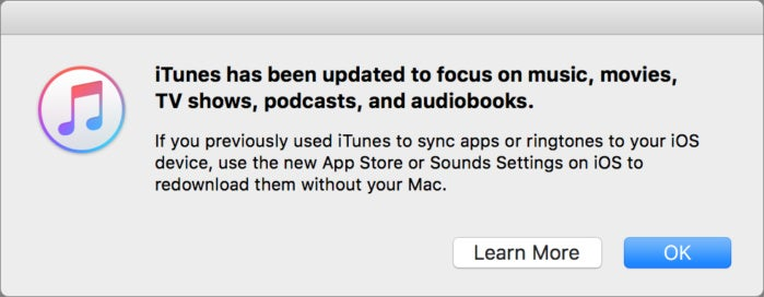 itunes 12 7 yeah right