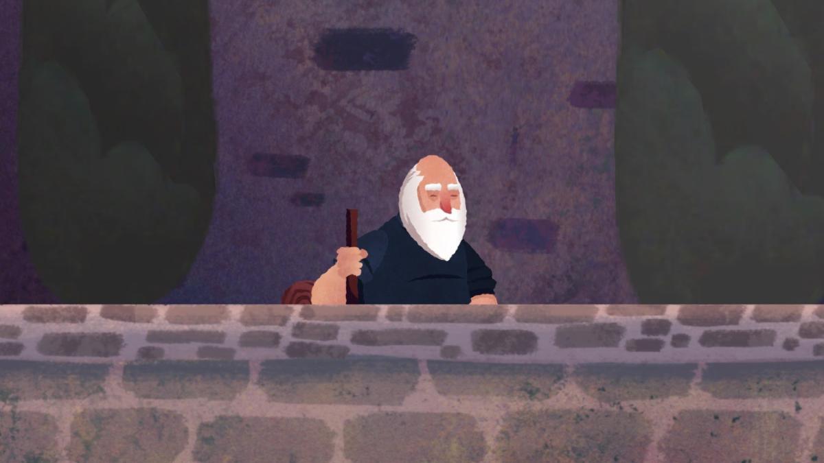 journey old man