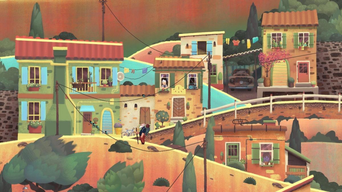 journey village