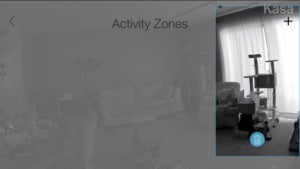 kasa activity zones