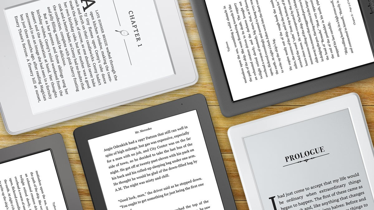 Best Kindle 2019: Reviews and buying advice | PCWorld